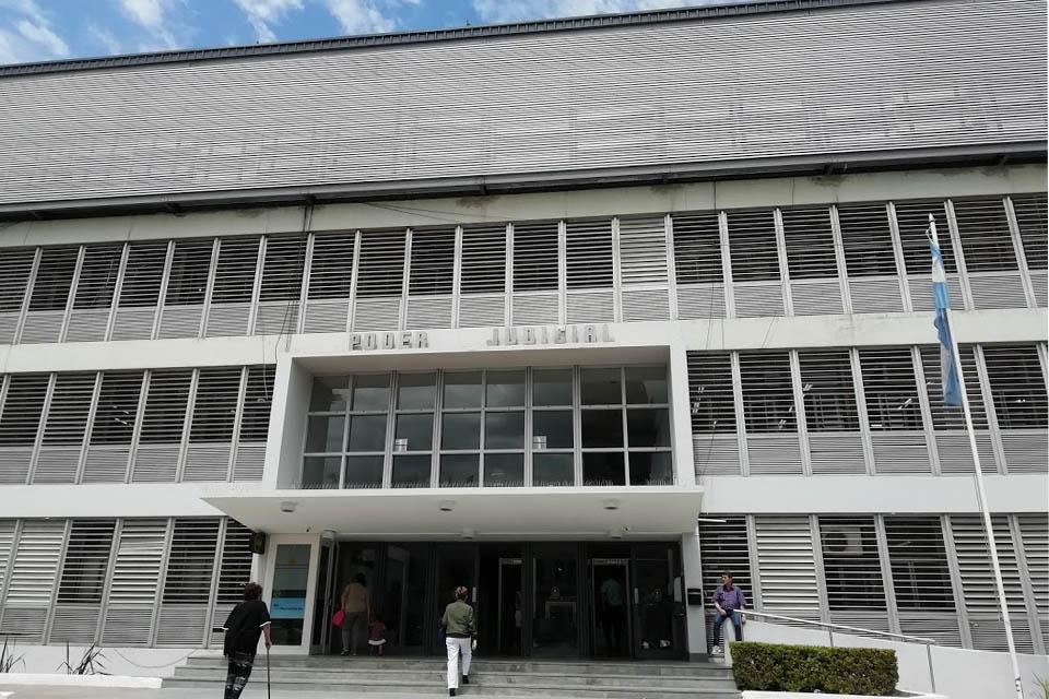tribunales
